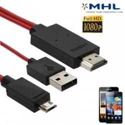 CONECTOR USB A HDMI-TV